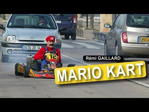 Mario Kart (R�mi GAILLARD)