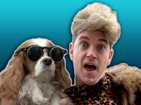 Macklemore - Thrift Shop PARODY! Key of Awesome #69