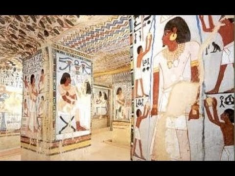 Ancient Egyptian Glass From Outer Space | BBC Documentary