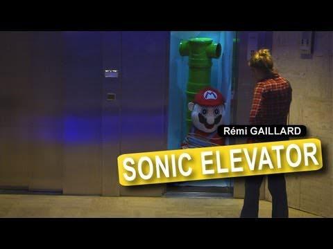 Sonic Elevator (R�mi Gaillard)